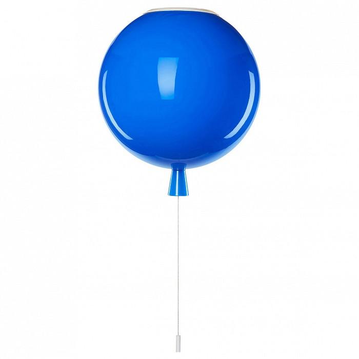 Накладной светильник Loft itКруглые<br>Артикул - LF_5055C-Mblue,Бренд - Loft it (Испания),Коллекция - 5055,Гарантия, месяцы - 24,Диаметр, мм - 300,Тип лампы - компактная люминесцентная [КЛЛ] ИЛИсветодиодная [LED],Общее кол-во ламп - 1,Напряжение питания лампы, В - 220,Максимальная мощность лампы, Вт - 13,Лампы в комплекте - отсутствуют,Цвет плафонов и подвесок - синий,Тип поверхности плафонов - матовый,Материал плафонов и подвесок - стекло,Цвет арматуры - белый,Тип поверхности арматуры - матовый,Материал арматуры - металл,Количество плафонов - 1,Возможность подлючения диммера - можно, если установить лампу накаливания,Тип цоколя лампы - E27,Класс электробезопасности - I,Степень пылевлагозащиты, IP - 20,Диапазон рабочих температур - комнатная температура,Дополнительные параметры - способ крепления светильника к потолку - на монтажной пластине<br>