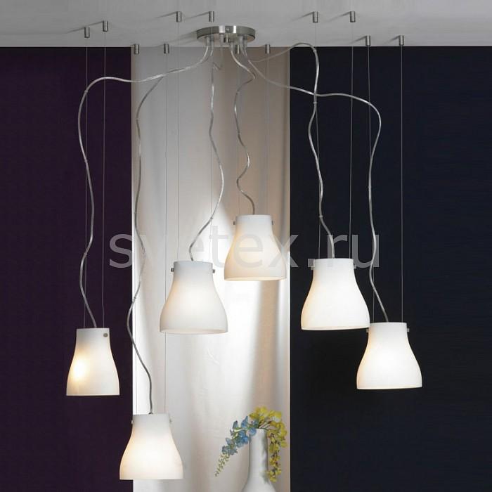 Подвесной светильник LussoleСветодиодные<br>Артикул - LSC-5603-06,Бренд - Lussole (Италия),Коллекция - Bianco,Гарантия, месяцы - 24,Время изготовления, дней - 1,Длина, мм - 2000,Высота, мм - 1200,Тип лампы - компактная люминесцентная [КЛЛ] ИЛИнакаливания ИЛИсветодиодная [LED],Общее кол-во ламп - 6,Напряжение питания лампы, В - 220,Максимальная мощность лампы, Вт - 40,Лампы в комплекте - отсутствуют,Цвет плафонов и подвесок - белый,Тип поверхности плафонов - матовый,Материал плафонов и подвесок - стекло,Цвет арматуры - никель,Тип поверхности арматуры - матовый,Материал арматуры - сталь,Количество плафонов - 6,Возможность подлючения диммера - можно, если установить лампу накаливания,Тип цоколя лампы - E14,Класс электробезопасности - I,Общая мощность, Вт - 240,Степень пылевлагозащиты, IP - 20,Диапазон рабочих температур - комнатная температура<br>