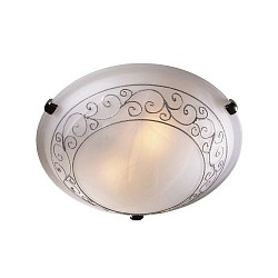 Накладной светильник SonexКруглые<br>Артикул - SN_232,Бренд - Sonex (Россия),Коллекция - Barocco Chromo,Гарантия, месяцы - 24,Диаметр, мм - 400,Тип лампы - компактная люминесцентная [КЛЛ] ИЛИнакаливания ИЛИсветодиодная [LED],Общее кол-во ламп - 2,Напряжение питания лампы, В - 220,Максимальная мощность лампы, Вт - 100,Лампы в комплекте - отсутствуют,Цвет плафонов и подвесок - белый алебастр с хромированным орнаментом,Тип поверхности плафонов - матовый,Материал плафонов и подвесок - стекло,Цвет арматуры - хром,Тип поверхности арматуры - глянцевый,Материал арматуры - металл,Возможность подлючения диммера - можно, если установить лампу накаливания,Тип цоколя лампы - E27,Класс электробезопасности - I,Общая мощность, Вт - 200,Степень пылевлагозащиты, IP - 20,Диапазон рабочих температур - комнатная температура<br>