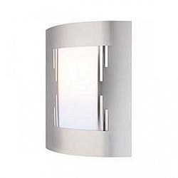 Накладной светильник GloboС 1 плафоном<br>Артикул - GB_3156-3,Бренд - Globo (Австрия),Коллекция - Orlando,Гарантия, месяцы - 24,Размер упаковки, мм - 245x120x70,Тип лампы - компактная люминесцентная [КЛЛ] ИЛИнакаливания ИЛИсветодиодная [LED],Общее кол-во ламп - 1,Напряжение питания лампы, В - 220,Максимальная мощность лампы, Вт - 60,Лампы в комплекте - отсутствуют,Цвет плафонов и подвесок - белый,Тип поверхности плафонов - матовый,Материал плафонов и подвесок - полимер,Цвет арматуры - сталь,Тип поверхности арматуры - матовый,Материал арматуры - сталь,Тип цоколя лампы - E27,Класс электробезопасности - I,Степень пылевлагозащиты, IP - 44,Диапазон рабочих температур - от -40^C до +40^C<br>
