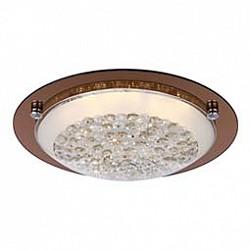Накладной светильник GloboКруглые<br>Артикул - GB_48263,Бренд - Globo (Австрия),Коллекция - Tabasco,Гарантия, месяцы - 24,Высота, мм - 90,Диаметр, мм - 315,Размер упаковки, мм - 330x105x330,Тип лампы - светодиодная [LED],Общее кол-во ламп - 1,Напряжение питания лампы, В - 40,Максимальная мощность лампы, Вт - 12,Лампы в комплекте - светодиодная [LED],Цвет плафонов и подвесок - белый, неокрашенный, янтарь,Тип поверхности плафонов - матовый, прозрачный,Материал плафонов и подвесок - стекло, хрусталь K9,Цвет арматуры - неокрашенный, хром,Тип поверхности арматуры - глянцевый,Материал арматуры - металл,Возможность подлючения диммера - нельзя,Класс электробезопасности - I,Степень пылевлагозащиты, IP - 20,Диапазон рабочих температур - комнатная температура,Дополнительные параметры - способ крепления светильника к потолку - на монтажной пластине<br>
