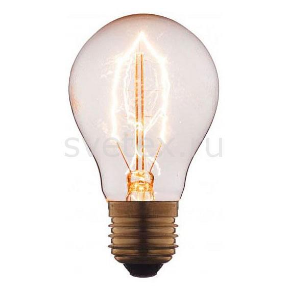 Лампа накаливания Loft itкомплектующие для люстр<br>Артикул - LF_1001,Бренд - Loft it (Испания),Гарантия, месяцы - 24,Тип лампы - накаливания,Общее кол-во ламп - 1,Напряжение питания лампы, В - 220,Максимальная мощность лампы, Вт - 40,Цвет лампы - белый теплый,Форма и тип колбы - груша круглая,Тип цоколя лампы - E27,Цветовая температура, K - 2700 K,Класс электробезопасности - I,Степень пылевлагозащиты, IP - 20,Диапазон рабочих температур - комнатная температура<br>