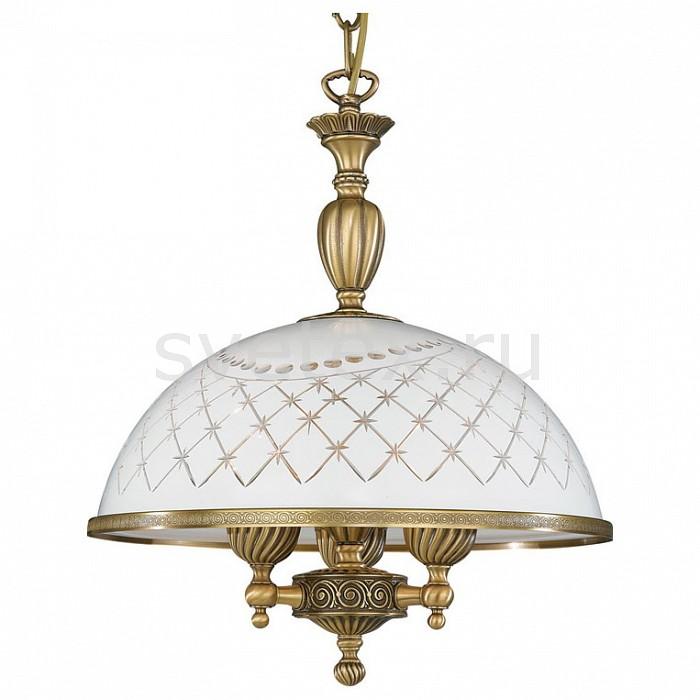 Подвесной светильник Reccagni AngeloСветодиодные<br>Артикул - RA_L_7002_38,Бренд - Reccagni Angelo (Италия),Коллекция - 7002,Гарантия, месяцы - 24,Высота, мм - 460-1560,Диаметр, мм - 380,Тип лампы - компактная люминесцентная [КЛЛ] ИЛИнакаливания ИЛИсветодиодная [LED],Общее кол-во ламп - 3,Напряжение питания лампы, В - 220,Максимальная мощность лампы, Вт - 60,Лампы в комплекте - отсутствуют,Цвет плафонов и подвесок - белый с рисунком и каймой,Тип поверхности плафонов - матовый,Материал плафонов и подвесок - стекло,Цвет арматуры - бронза состаренная,Тип поверхности арматуры - матовый, рельефный,Материал арматуры - латунь,Количество плафонов - 1,Возможность подлючения диммера - можно, если установить лампу накаливания,Тип цоколя лампы - E27,Класс электробезопасности - I,Общая мощность, Вт - 180,Степень пылевлагозащиты, IP - 20,Диапазон рабочих температур - комнатная температура,Дополнительные параметры - способ крепления светильника к потолку - на крюке, регулируется по высоте<br>