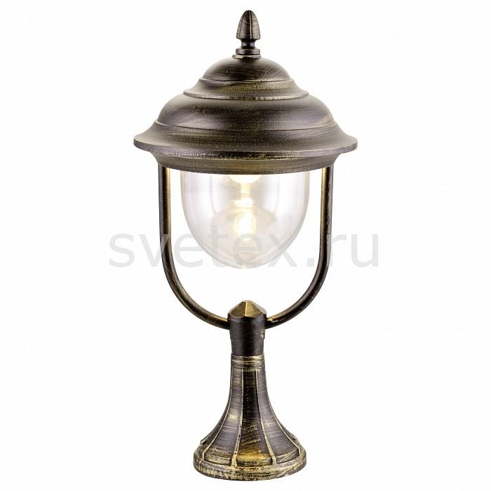 Фото Наземный низкий светильник Arte Lamp Barcelona A1484FN-1BN