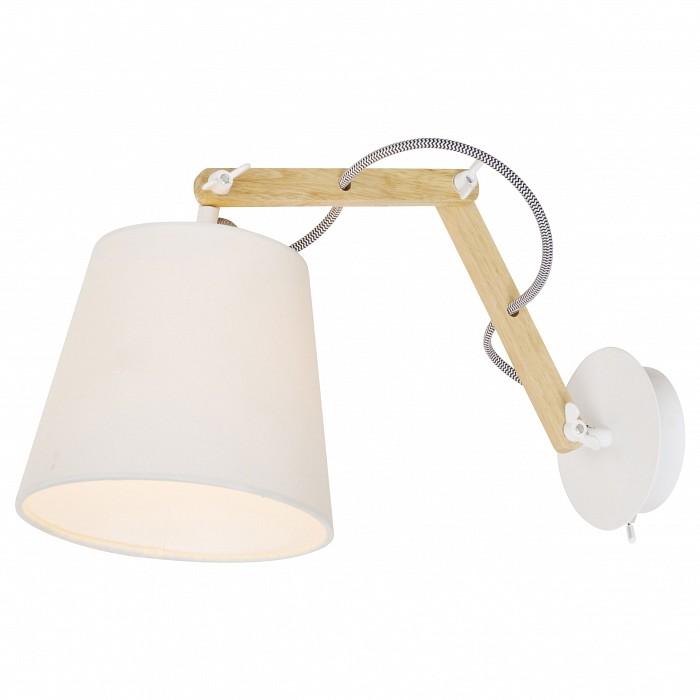 Фото Бра Arte Lamp Pinocchio A5700AP-1WH