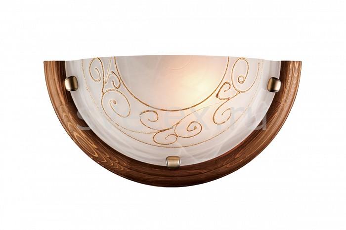 Фото Накладной светильник Sonex Barocco Wood 034