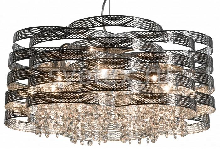 Подвесной светильник LussoleПодвесные светильники<br>Артикул - LSL-3407-07,Бренд - Lussole (Италия),Коллекция - Ленте,Гарантия, месяцы - 24,Высота, мм - 240-1200,Диаметр, мм - 500,Тип лампы - галогеновая,Общее кол-во ламп - 7,Напряжение питания лампы, В - 220,Максимальная мощность лампы, Вт - 40,Цвет лампы - белый теплый,Лампы в комплекте - галогеновые G9,Цвет плафонов и подвесок - неокрашенный, хром,Тип поверхности плафонов - глянцевый, прозрачный,Материал плафонов и подвесок - металл, хрусталь,Цвет арматуры - хром,Тип поверхности арматуры - глянцевый,Материал арматуры - металл,Возможность подлючения диммера - можно,Форма и тип колбы - пальчиковая,Тип цоколя лампы - G9,Цветовая температура, K - 2800 - 3200 K,Экономичнее лампы накаливания - на 50%,Класс электробезопасности - I,Общая мощность, Вт - 280,Степень пылевлагозащиты, IP - 20,Диапазон рабочих температур - комнатная температура,Дополнительные параметры - способ крепления светильника к потолоку - на монтажной пластине<br>