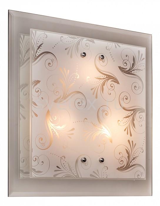 Накладной светильник SilverLightКвадратные<br>Артикул - SL_816.40.3,Бренд - SilverLight (Франция),Коллекция - Harmony,Гарантия, месяцы - 24,Длина, мм - 400,Ширина, мм - 400,Высота, мм - 90,Тип лампы - компактная люминесцентная [КЛЛ] ИЛИнакаливания ИЛИсветодиодная [LED],Общее кол-во ламп - 1,Напряжение питания лампы, В - 220,Максимальная мощность лампы, Вт - 60,Лампы в комплекте - отсутствуют,Цвет плафонов и подвесок - белый с неокрашенным рисунком,Тип поверхности плафонов - матовый, прозрачный,Материал плафонов и подвесок - стекло,Цвет арматуры - хром,Тип поверхности арматуры - глянцевый,Материал арматуры - металл,Количество плафонов - 1,Возможность подлючения диммера - можно, если установить лампу накаливания,Тип цоколя лампы - E27,Класс электробезопасности - I,Степень пылевлагозащиты, IP - 20,Диапазон рабочих температур - комнатная температура<br>