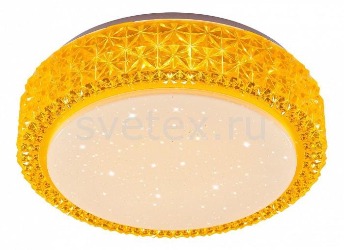 Накладной светильник CitiluxКруглые<br>Артикул - CL705022,Бренд - Citilux (Дания),Коллекция - Кристалино,Гарантия, месяцы - 24,Высота, мм - 70,Диаметр, мм - 400,Тип лампы - светодиодная [LED],Общее кол-во ламп - 30,Напряжение питания лампы, В - 220,Максимальная мощность лампы, Вт - 1,Цвет лампы - белый теплый,Лампы в комплекте - светодиодные [LED],Цвет плафонов и подвесок - белый, желтый,Тип поверхности плафонов - матовый, прозрачный,Материал плафонов и подвесок - полимер, стекло,Цвет арматуры - белый,Тип поверхности арматуры - матовый,Материал арматуры - металл,Количество плафонов - 1,Возможность подлючения диммера - нельзя,Цветовая температура, K - 3000 K,Экономичнее лампы накаливания - в 10 раз,Класс электробезопасности - I,Общая мощность, Вт - 30,Степень пылевлагозащиты, IP - 20,Диапазон рабочих температур - комнатная температура,Дополнительные параметры - способ крепления светильника к потолку - на монтажной пластине<br>