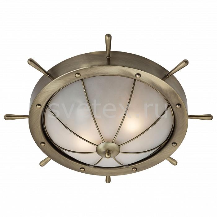 Фото Накладной светильник Arte Lamp Wheell A5500PL-2AB
