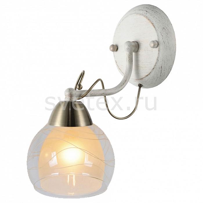 Бра Arte LampЛюстры и бра для кухни<br>Артикул - AR_A1633AP-1WG,Бренд - Arte Lamp (Италия),Гарантия, месяцы - 24,Время изготовления, дней - 1,Ширина, мм - 150,Высота, мм - 280,Выступ, мм - 210,Тип лампы - компактная люминесцентная [КЛЛ] ИЛИнакаливания ИЛИсветодиодная [LED],Общее кол-во ламп - 1,Напряжение питания лампы, В - 220,Максимальная мощность лампы, Вт - 60,Лампы в комплекте - отсутствуют,Цвет плафонов и подвесок - белый, неокрашенный,Тип поверхности плафонов - матовый, прозрачный,Материал плафонов и подвесок - стекло,Цвет арматуры - белая, бронза,Тип поверхности арматуры - матовая,Материал арматуры - металл,Количество плафонов - 1,Тип цоколя лампы - E14,Класс электробезопасности - I,Степень пылевлагозащиты, IP - 20,Диапазон рабочих температур - комнатная температура,Дополнительные параметры - светильник предназначен для использования со скрытой проводкой<br>