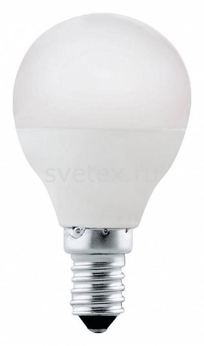 Лампа светодиодная Egloлампы энергосберегающие светодиодные<br>Артикул - EG_11419,Бренд - Eglo (Австрия),Коллекция - P45,Время изготовления, дней - 1,Высота, мм - 79,Диаметр, мм - 45,Тип лампы - светодиодная [LED],Напряжение питания лампы, В - 220,Максимальная мощность лампы, Вт - 4,Цвет лампы - белый теплый,Форма и тип колбы - груша круглая матовая,Тип цоколя лампы - E14,Цветовая температура, K - 3000 K,Световой поток, лм - 320,Экономичнее лампы накаливания - в 8.8 раза,Светоотдача, лм/Вт - 80,Ресурс лампы - 15 тыс. часов,Класс энергопотребления - A<br>