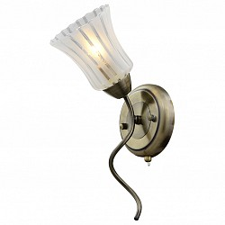 Бра IDLampС 1 лампой<br>Артикул - ID_245_1A-Oldbronze,Бренд - IDLamp (Италия),Коллекция - 245,Время изготовления, дней - 1,Высота, мм - 340,Тип лампы - компактная люминесцентная [КЛЛ] ИЛИнакаливания ИЛИсветодиодная [LED],Общее кол-во ламп - 1,Напряжение питания лампы, В - 220,Максимальная мощность лампы, Вт - 60,Лампы в комплекте - отсутствуют,Цвет плафонов и подвесок - белый полосатый,Тип поверхности плафонов - матовый,Материал плафонов и подвесок - стекло,Цвет арматуры - бронза античная,Тип поверхности арматуры - глянцевый,Материал арматуры - металл,Возможность подлючения диммера - можно, если установить лампу накаливания,Тип цоколя лампы - E27,Класс электробезопасности - I,Степень пылевлагозащиты, IP - 20,Диапазон рабочих температур - комнатная температура,Дополнительные параметры - светильник предназначен для использования со скрытой проводкой, способ крепления светильника к стене – на монтажной пластине<br>