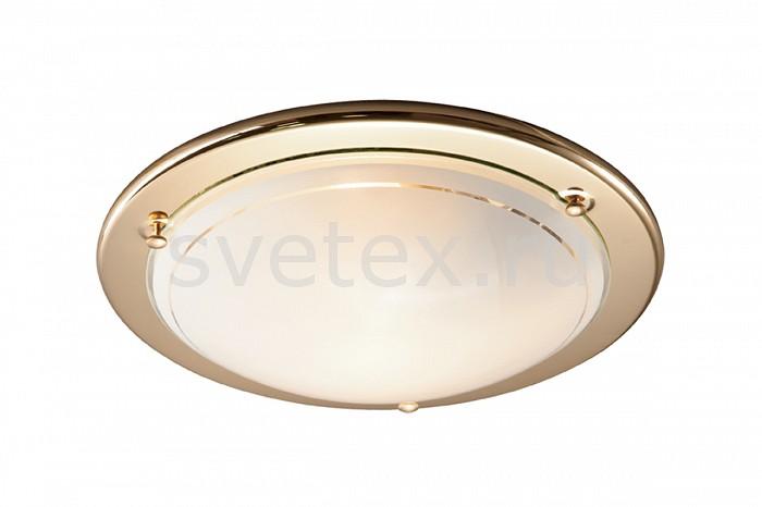 Накладной светильник SonexКруглые<br>Артикул - SN_215,Бренд - Sonex (Россия),Коллекция - Riga,Гарантия, месяцы - 24,Время изготовления, дней - 1,Диаметр, мм - 380,Тип лампы - компактная люминесцентная [КЛЛ] ИЛИнакаливания ИЛИсветодиодная [LED],Общее кол-во ламп - 2,Напряжение питания лампы, В - 220,Максимальная мощность лампы, Вт - 60,Лампы в комплекте - отсутствуют,Цвет плафонов и подвесок - белый,Тип поверхности плафонов - матовый,Материал плафонов и подвесок - стекло,Цвет арматуры - золото,Тип поверхности арматуры - глянцевый,Материал арматуры - металл,Количество плафонов - 1,Возможность подлючения диммера - можно, если установить лампу накаливания,Тип цоколя лампы - E27,Класс электробезопасности - I,Общая мощность, Вт - 120,Степень пылевлагозащиты, IP - 20,Диапазон рабочих температур - комнатная температура<br>