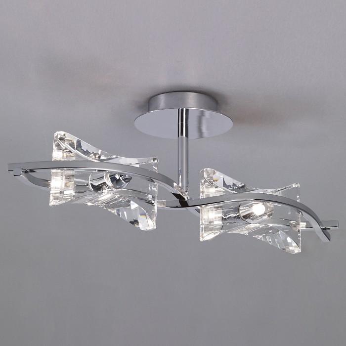 Светильник на штанге MantraСветильники<br>Артикул - MN_0889,Бренд - Mantra (Испания),Коллекция - Krom Cromo,Гарантия, месяцы - 24,Время изготовления, дней - 1,Длина, мм - 480,Ширина, мм - 120,Высота, мм - 170,Тип лампы - галогеновая,Общее кол-во ламп - 2,Напряжение питания лампы, В - 220,Максимальная мощность лампы, Вт - 40,Цвет лампы - белый теплый,Лампы в комплекте - галогеновые G9,Цвет плафонов и подвесок - неокрашенный,Тип поверхности плафонов - прозрачный,Материал плафонов и подвесок - стекло,Цвет арматуры - хром,Тип поверхности арматуры - глянцевый,Материал арматуры - металл,Количество плафонов - 2,Возможность подлючения диммера - можно,Форма и тип колбы - пальчиковая,Тип цоколя лампы - G9,Цветовая температура, K - 2800 - 3200 K,Экономичнее лампы накаливания - на 50%,Класс электробезопасности - I,Общая мощность, Вт - 80,Степень пылевлагозащиты, IP - 20,Диапазон рабочих температур - комнатная температура<br>