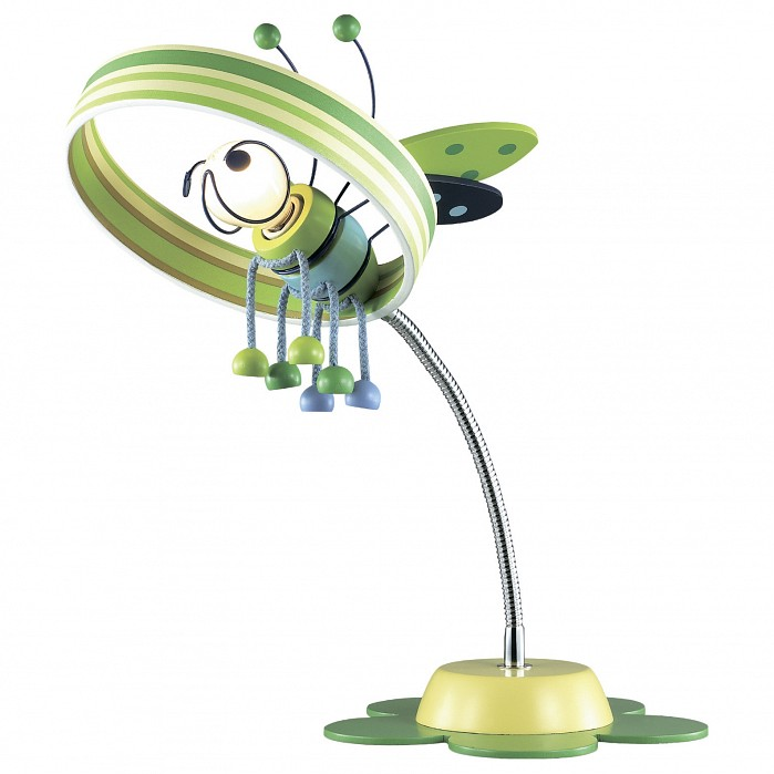 Фото Настольная лампа Odeon Light E14 220В 40Вт Arli 2805/1T