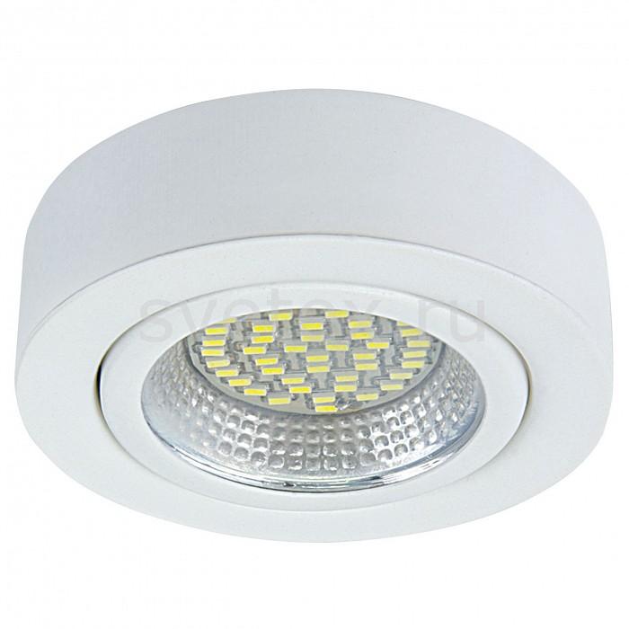 Накладной светильник LightstarКруглые<br>Артикул - LS_003330,Бренд - Lightstar (Италия),Коллекция - Mobiled,Гарантия, месяцы - 24,Время изготовления, дней - 1,Выступ, мм - 25,Диаметр, мм - 70,Тип лампы - светодиодная [LED],Общее кол-во ламп - 1,Напряжение питания лампы, В - 220,Максимальная мощность лампы, Вт - 3.5,Цвет лампы - белый,Лампы в комплекте - светодиодная [LED],Цвет плафонов и подвесок - неокрашенный,Тип поверхности плафонов - прозрачный,Материал плафонов и подвесок - стекло,Цвет арматуры - белый,Тип поверхности арматуры - матовый,Материал арматуры - металл,Количество плафонов - 1,Возможность подлючения диммера - нельзя,Цветовая температура, K - 4200 K,Световой поток, лм - 260,Экономичнее лампы накаливания - в 10 раз,Светоотдача, лм/Вт - 74,Ресурс лампы - 5 тыс. часов,Класс электробезопасности - I,Степень пылевлагозащиты, IP - 20,Диапазон рабочих температур - комнатная температура<br>