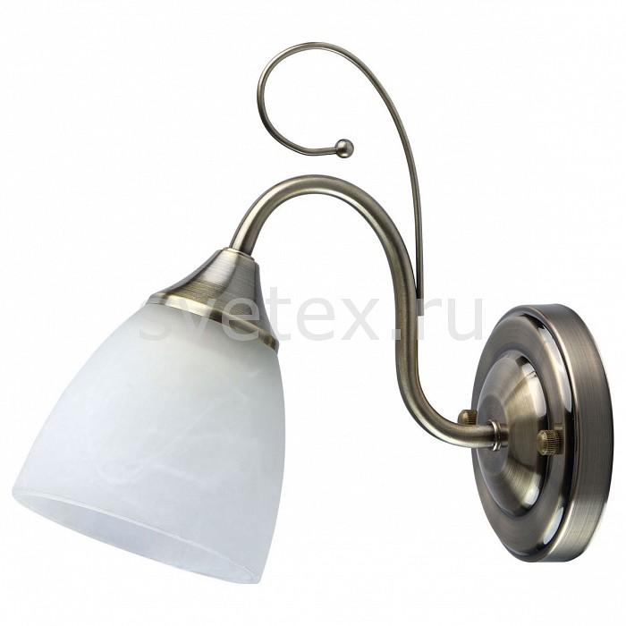 Бра De MarktНастенные светильники<br>Артикул - MW_676022501,Бренд - De Markt (Германия),Коллекция - Нежность 30,Гарантия, месяцы - 24,Ширина, мм - 110,Высота, мм - 220,Выступ, мм - 240,Тип лампы - компактная люминесцентная [КЛЛ] ИЛИнакаливания ИЛИсветодиодная [LED],Общее кол-во ламп - 1,Напряжение питания лампы, В - 220,Максимальная мощность лампы, Вт - 60,Лампы в комплекте - отсутствуют,Цвет плафонов и подвесок - белый алебастр,Тип поверхности плафонов - матовый,Материал плафонов и подвесок - стекло,Цвет арматуры - латунь античная,Тип поверхности арматуры - матовый,Материал арматуры - металл,Количество плафонов - 1,Возможность подлючения диммера - можно, если установить лампу накаливания,Тип цоколя лампы - E27,Класс электробезопасности - I,Степень пылевлагозащиты, IP - 20,Диапазон рабочих температур - комнатная температура,Дополнительные параметры - способ крепления светильника к стене - на монтажной пластине, светильник предназначен для использования со скрытой проводкой<br>