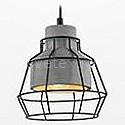 Подвесной светильник EurosvetСветодиодные<br>Артикул - EV_78362,Бренд - Eurosvet (Китай),Коллекция - 50038,Гарантия, месяцы - 24,Высота, мм - 935,Диаметр, мм - 180,Тип лампы - компактная люминесцентная [КЛЛ] ИЛИнакаливания ИЛИсветодиодная [LED],Общее кол-во ламп - 1,Напряжение питания лампы, В - 220,Максимальная мощность лампы, Вт - 60,Лампы в комплекте - отсутствуют,Цвет плафонов и подвесок - серый,Тип поверхности плафонов - матовый,Материал плафонов и подвесок - металл,Цвет арматуры - черный,Тип поверхности арматуры - матовый,Материал арматуры - металл,Количество плафонов - 1,Возможность подлючения диммера - можно, если установить лампу накаливания,Тип цоколя лампы - E27,Класс электробезопасности - I,Степень пылевлагозащиты, IP - 20,Диапазон рабочих температур - комнатная температура,Дополнительные параметры - способ крепления светильника к потолку - на монтажной пластине, светильник регулируется по высоте<br>