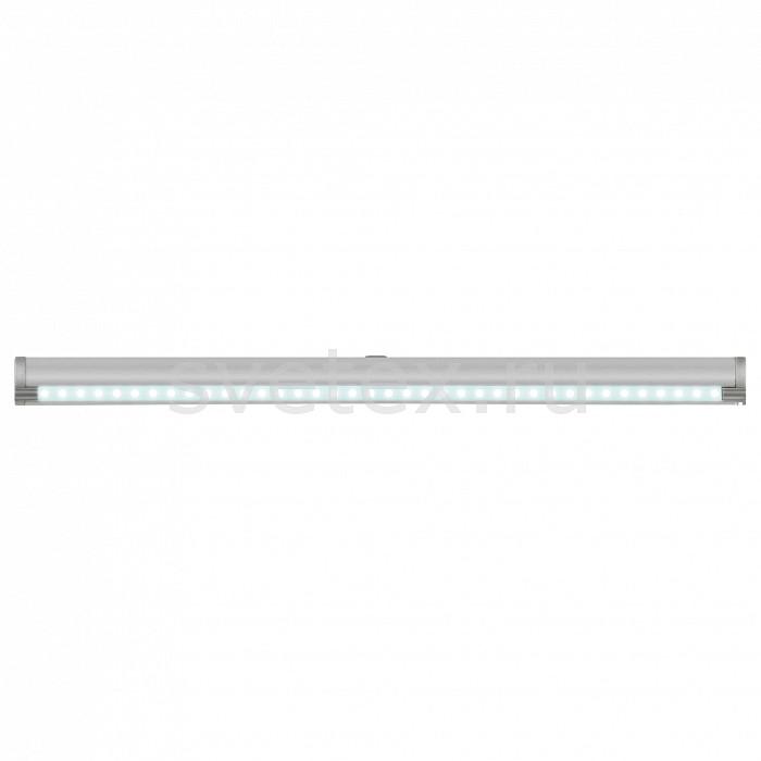 Накладной светильник UnielСветодиодные<br>Артикул - UL_07731,Бренд - Uniel (Китай),Коллекция - ULE-F02,Гарантия, месяцы - 24,Длина, мм - 295,Ширина, мм - 34,Выступ, мм - 15,Тип лампы - светодиодная [LED],Общее кол-во ламп - 42,Напряжение питания лампы, В - 12,Максимальная мощность лампы, Вт - 0.11,Цвет лампы - белый,Лампы в комплекте - светодиодные [LED],Цвет плафонов и подвесок - неокрашенный,Тип поверхности плафонов - прозрачный,Материал плафонов и подвесок - полимер,Цвет арматуры - серый,Тип поверхности арматуры - матовый,Материал арматуры - металл,Количество плафонов - 1,Наличие выключателя, диммера или пульта ДУ - датчик движения,Компоненты, входящие в комплект - блок питания 12В,Цветовая температура, K - 4000 K,Световой поток, лм - 320,Экономичнее лампы накаливания - в 7.8 раза,Светоотдача, лм/Вт - 71,Ресурс лампы - 30 тыс. час.,Класс электробезопасности - I,Напряжение питания, В - 220,Общая мощность, Вт - 4,Степень пылевлагозащиты, IP - 20,Диапазон рабочих температур - от -0^C до +45^C,Индекс цветопередачи, % - 70<br>