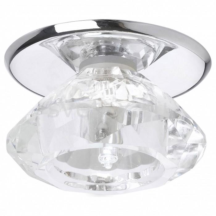 Встраиваемый светильник EgloВстраиваемые светильники<br>Артикул - EG_88966,Бренд - Eglo (Австрия),Коллекция - Luxy,Гарантия, месяцы - 24,Время изготовления, дней - 1,Выступ, мм - 78,Глубина, мм - 80,Диаметр, мм - 80,Размер врезного отверстия, мм - 68,Тип лампы - галогеновая,Общее кол-во ламп - 1,Напряжение питания лампы, В - 12,Максимальная мощность лампы, Вт - 20,Цвет лампы - белый теплый,Лампы в комплекте - галогеновая G4,Цвет плафонов и подвесок - неокрашенный,Тип поверхности плафонов - прозрачный,Материал плафонов и подвесок - хрусталь,Цвет арматуры - хром,Тип поверхности арматуры - глянцевый,Материал арматуры - металл,Количество плафонов - 1,Возможность подлючения диммера - можно, если подключить трансформатор 12 В с возможностью диммирования,Необходимые компоненты - трансформатор 12 В,Компоненты, входящие в комплект - нет,Форма и тип колбы - пальчиковая,Тип цоколя лампы - G4,Цветовая температура, K - 2800 - 3200 K,Экономичнее лампы накаливания - на 50%,Класс электробезопасности - III,Напряжение питания, В - 220,Степень пылевлагозащиты, IP - 20,Диапазон рабочих температур - комнатная температура<br>