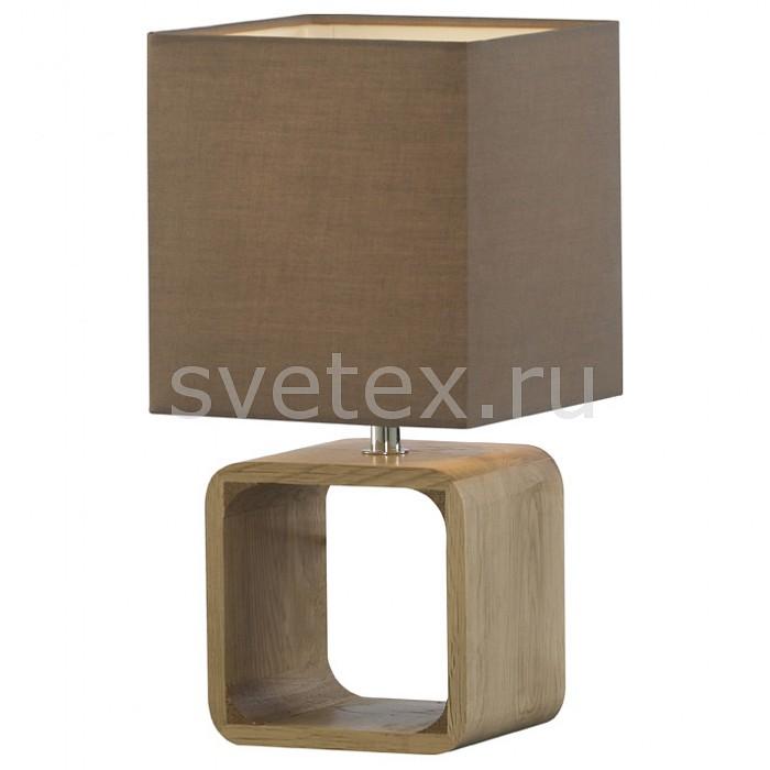 Фото Настольная лампа Arte Lamp E14 220В 40Вт Woods A1010LT-1BR