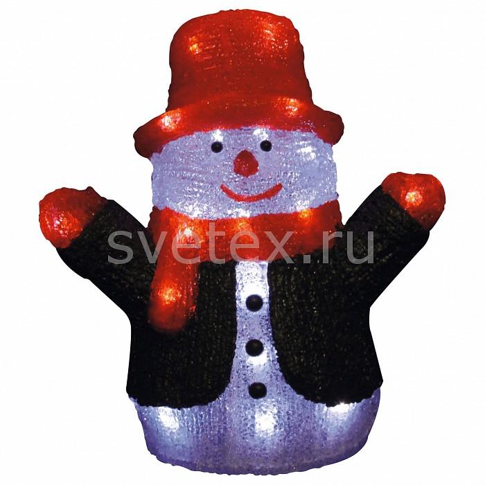 Снеговик световой (29 см) UnielСопутствующие товары<br>Артикул - UL_09557,Бренд - Uniel (Китай),Коллекция - ULD,Гарантия, месяцы - 24,Ширина, мм - 150,Высота, мм - 290,Выступ, мм - 270,Ширина - 15 см,Высота - 29 см,Тип лампы - светодиодные [LED],Общее кол-во ламп - 24,Максимальная мощность лампы, Вт - 0.10,Цвет лампы - белый,Лампы в комплекте - светодиодные [LED],Цвет - белый, красный, черный,Материал - полимер,Компоненты, входящие в комплект - провод электропитания длиной 1, 5 м,Цветовая температура, K - 4000 K,Ресурс лампы - 30 тыс. часов,Класс электробезопасности - I,Напряжение питания, В - 220,Общая мощность, Вт - 2,Степень пылевлагозащиты, IP - 20,Диапазон рабочих температур - комнатная температура,Дополнительные параметры - фигура может использоваться только внутри помещения, статичное свечение<br>