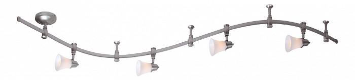 Комплект CitiluxШинные<br>Артикул - CL560241,Бренд - Citilux (Дания),Коллекция - 560,Гарантия, месяцы - 24,Длина, мм - 2000,Ширина, мм - 120,Выступ, мм - 120,Тип лампы - компактная люминесцентная [КЛЛ] ИЛИнакаливания ИЛИсветодиодная [LED],Общее кол-во ламп - 4,Напряжение питания лампы, В - 220,Максимальная мощность лампы, Вт - 60,Лампы в комплекте - отсутствуют,Цвет плафонов и подвесок - белый,Тип поверхности плафонов - матовый,Материал плафонов и подвесок - стекло,Цвет арматуры - серебро,Тип поверхности арматуры - матовый,Материал арматуры - металл,Количество плафонов - 4,Возможность подлючения диммера - можно, если установить лампу накаливания,Форма и тип колбы - груша плоская,Тип цоколя лампы - E14,Класс электробезопасности - I,Общая мощность, Вт - 240,Степень пылевлагозащиты, IP - 20,Диапазон рабочих температур - комнатная температура,Дополнительные параметры - поворотный светильник, рефлекторная лампа R50 (диаметр колбы 50 мм) или аналоги<br>