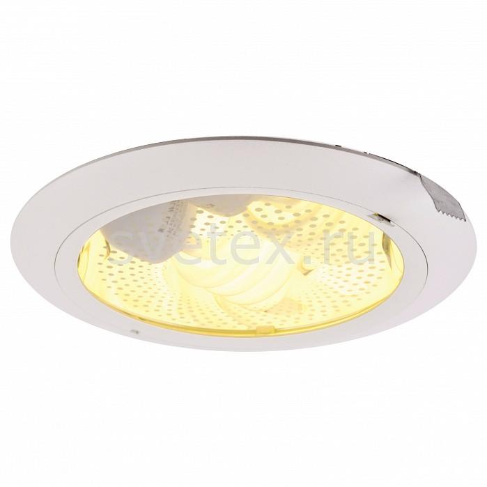 Фото Встраиваемый светильник Arte Lamp Downlights A8060PL-2WH