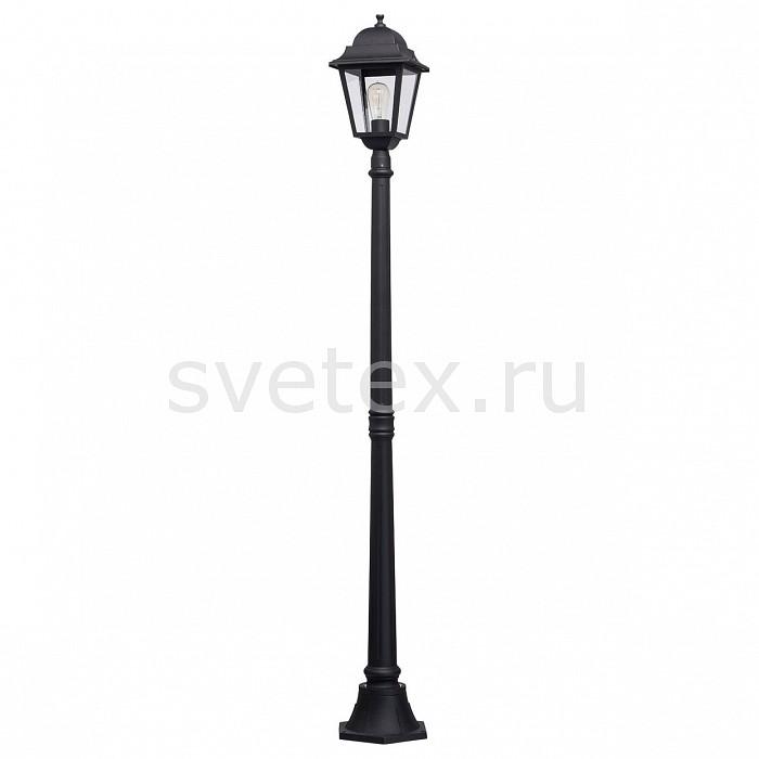 Наземный высокий светильник MW-LightСветильники<br>Артикул - MW_815041101,Бренд - MW-Light (Германия),Коллекция - Глазго 2,Гарантия, месяцы - 24,Время изготовления, дней - 1,Высота, мм - 1800,Диаметр, мм - 210,Тип лампы - компактная люминесцентная [КЛЛ] ИЛИнакаливания ИЛИсветодиодная [LED],Общее кол-во ламп - 1,Напряжение питания лампы, В - 220,Максимальная мощность лампы, Вт - 95,Лампы в комплекте - отсутствуют,Цвет плафонов и подвесок - неокрашенный,Тип поверхности плафонов - прозрачный,Материал плафонов и подвесок - стекло,Цвет арматуры - черный,Тип поверхности арматуры - матовый,Материал арматуры - металл,Количество плафонов - 1,Тип цоколя лампы - E27,Класс электробезопасности - I,Степень пылевлагозащиты, IP - 44,Диапазон рабочих температур - от -40^C до +40^C<br>