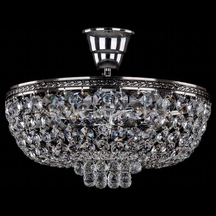 Фото Люстра на штанге Bohemia Ivele Crystal 1928 1928/35Z/NB