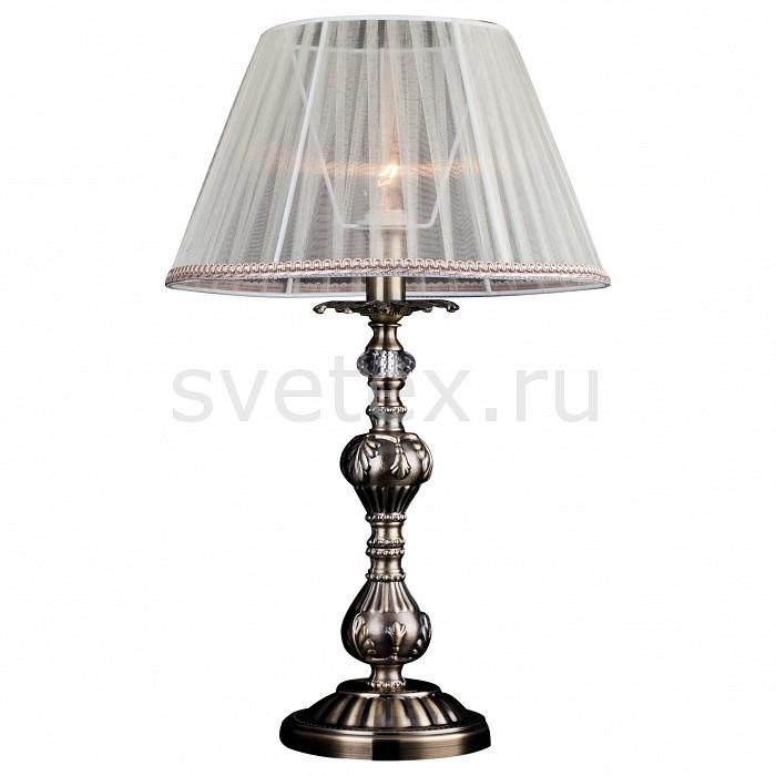 Фото Настольная лампа Maytoni Rapsodi ARM305-22-R
