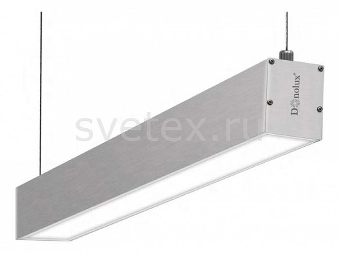 Подвесной светильник DonoluxСветильники<br>Артикул - do_dl18515s150ww30,Бренд - Donolux (Китай),Коллекция - 1851,Гарантия, месяцы - 24,Длина, мм - 1500,Ширина, мм - 35,Высота, мм - 67,Тип лампы - светодиодная [LED],Общее кол-во ламп - 1,Напряжение питания лампы, В - 220,Максимальная мощность лампы, Вт - 28.8,Цвет лампы - белый теплый,Лампы в комплекте - светодиодная [LED],Цвет плафонов и подвесок - белый,Тип поверхности плафонов - матовый,Материал плафонов и подвесок - полимер,Цвет арматуры - серый,Тип поверхности арматуры - матовый,Материал арматуры - металл,Количество плафонов - 1,Цветовая температура, K - 3000 K,Световой поток, лм - 1980,Экономичнее лампы накаливания - в 5 раз,Светоотдача, лм/Вт - 69,Класс электробезопасности - I,Степень пылевлагозащиты, IP - 20,Диапазон рабочих температур - комнатная температура,Дополнительные параметры - способ крепления светильника к потолку - на монтажной пластине, указана высота светильника без подвеса<br>