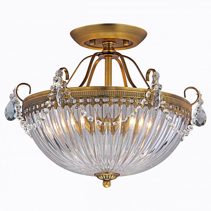 Светильник на штанге Arte LampКруглые<br>Артикул - AR_A4410PL-3SR,Бренд - Arte Lamp (Италия),Коллекция - Schelenberg,Гарантия, месяцы - 24,Высота, мм - 360,Диаметр, мм - 470,Размер упаковки, мм - 500x500x400,Тип лампы - компактная люминесцентная [КЛЛ] ИЛИнакаливания ИЛИсветодиодная [LED],Общее кол-во ламп - 3,Напряжение питания лампы, В - 220,Максимальная мощность лампы, Вт - 40,Лампы в комплекте - отсутствуют,Цвет плафонов и подвесок - неокрашенный,Тип поверхности плафонов - прозрачный, рельефный,Материал плафонов и подвесок - стекло, хрусталь,Цвет арматуры - латунь,Тип поверхности арматуры - матовый,Материал арматуры - металл,Количество плафонов - 1,Возможность подлючения диммера - можно, если установить лампу накаливания,Тип цоколя лампы - E14,Класс электробезопасности - I,Общая мощность, Вт - 120,Степень пылевлагозащиты, IP - 20,Диапазон рабочих температур - комнатная температура,Дополнительные параметры - способ крепления светильника к потолку – на монтажной пластине<br>
