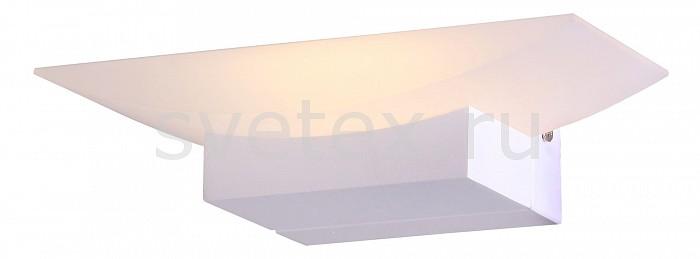 Накладной светильник ST-LuceСветодиодные<br>Артикул - SL581.011.01,Бренд - ST-Luce (Италия),Коллекция - Calice,Гарантия, месяцы - 24,Ширина, мм - 200,Высота, мм - 60,Выступ, мм - 110,Размер упаковки, мм - 550x260x295,Тип лампы - светодиодная [LED],Общее кол-во ламп - 1,Максимальная мощность лампы, Вт - 6,Цвет лампы - белый,Лампы в комплекте - светодиодная [LED],Цвет плафонов и подвесок - белый,Тип поверхности плафонов - матовый,Материал плафонов и подвесок - акрил,Цвет арматуры - белый,Тип поверхности арматуры - матовый,Материал арматуры - металл,Количество плафонов - 1,Возможность подлючения диммера - нельзя,Цветовая температура, K - 4000 K,Экономичнее лампы накаливания - в 10 раз,Класс электробезопасности - I,Напряжение питания, В - 220,Степень пылевлагозащиты, IP - 20,Диапазон рабочих температур - комнатная температура,Дополнительные параметры - способ крепления светильника на стене – на монтажной пластине, светильник предназначен для использования со скрытой проводкой<br>