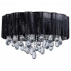 Накладной светильник MW-LightКруглые<br>Артикул - MW_465013920,Бренд - MW-Light (Германия),Коллекция - Жаклин 11,Гарантия, месяцы - 24,Высота, мм - 400,Диаметр, мм - 630,Тип лампы - светодиодная [LED],Общее кол-во ламп - 20,Максимальная мощность лампы, Вт - 3,Лампы в комплекте - светодиодные [LED],Цвет плафонов и подвесок - неокрашенный, черный,Тип поверхности плафонов - матовый, прозрачный,Материал плафонов и подвесок - текстиль, хрусталь,Цвет арматуры - хром,Тип поверхности арматуры - глянцевый,Материал арматуры - металл,Возможность подлючения диммера - нельзя,Класс электробезопасности - I,Общая мощность, Вт - 60,Степень пылевлагозащиты, IP - 20,Диапазон рабочих температур - комнатная температура,Дополнительные параметры - способ крепления светильника на потолке - на монтажной пластине<br>