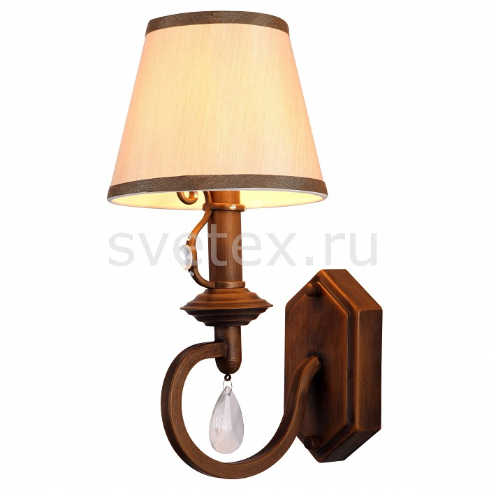 Фото Бра Arte Lamp Castello A6016AP-1BG