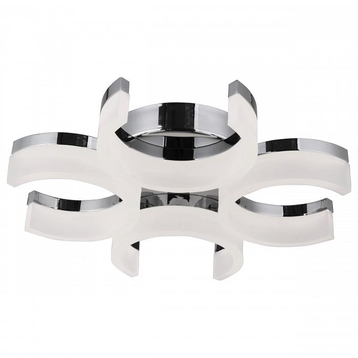 Потолочная люстра Kink LightПолимерные плафоны<br>Артикул - KL_08016,Бренд - Kink Light (Китай),Коллекция - Омега,Гарантия, месяцы - 24,Высота, мм - 200,Диаметр, мм - 450,Размер упаковки, мм - 190x520x520,Тип лампы - светодиодная [LED],Общее кол-во ламп - 4,Максимальная мощность лампы, Вт - 12,Цвет лампы - белый,Лампы в комплекте - светодиодные [LED],Цвет плафонов и подвесок - белый,Тип поверхности плафонов - матовый,Материал плафонов и подвесок - полимер,Цвет арматуры - хром,Тип поверхности арматуры - глянцевый,Материал арматуры - дюралюминий,Количество плафонов - 4,Возможность подлючения диммера - нельзя,Цветовая температура, K - 4000 K,Световой поток, лм - 4370,Экономичнее лампы накаливания - в 5.6 раза,Светоотдача, лм/Вт - 91,Класс электробезопасности - I,Напряжение питания, В - 220,Общая мощность, Вт - 48,Степень пылевлагозащиты, IP - 20,Диапазон рабочих температур - комнатная температура,Дополнительные параметры - способ крепления светильника к потолку - на монтажной пластине<br>