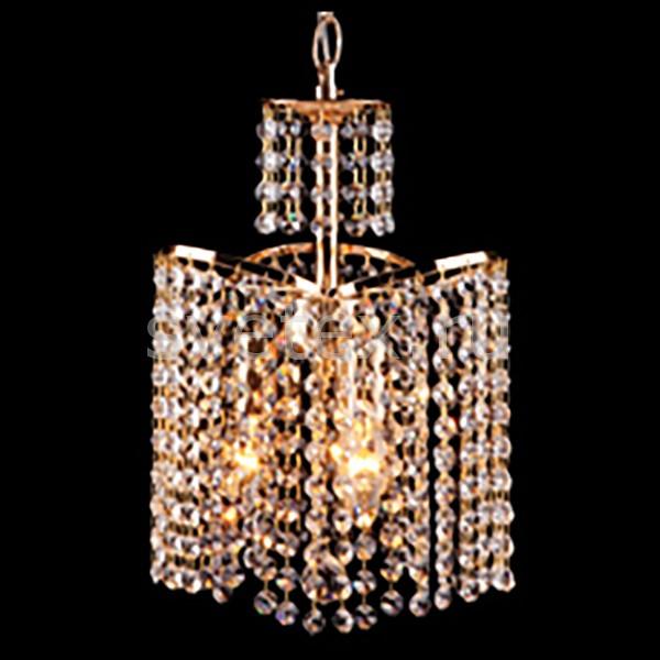 Фото Подвесной светильник Eurosvet 3123 3123/3 золото Strotskis