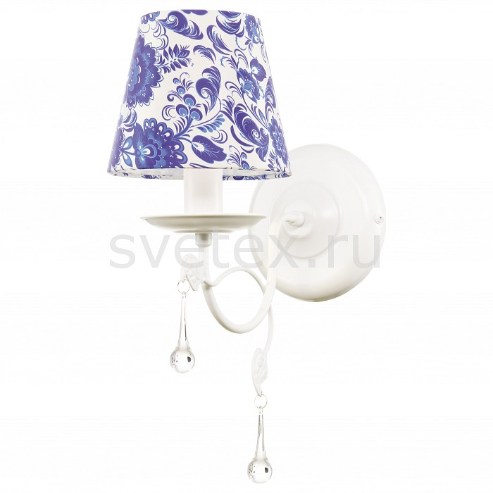 Фото Бра Arte Lamp Moscow A6106AP-1WH