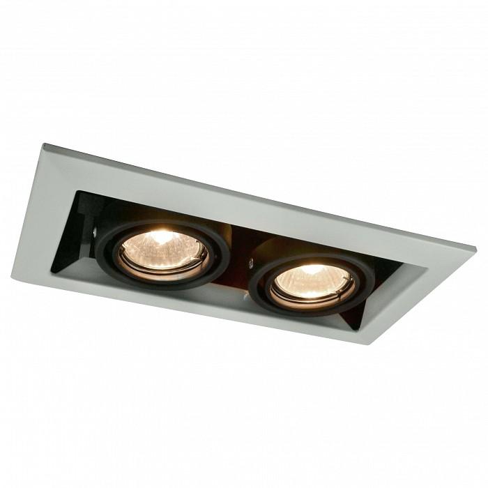 Фото Встраиваемый светильник Arte Lamp Technika A5941PL-2WH