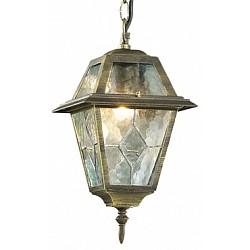 Подвесной светильник Odeon LightС 1 плафоном<br>Артикул - OD_2317_1,Бренд - Odeon Light (Италия),Коллекция - Outer,Гарантия, месяцы - 24,Время изготовления, дней - 1,Высота, мм - 990,Диаметр, мм - 195,Тип лампы - компактная люминесцентная [КЛЛ] ИЛИнакаливания ИЛИсветодиодная [LED],Общее кол-во ламп - 1,Напряжение питания лампы, В - 220,Максимальная мощность лампы, Вт - 60,Лампы в комплекте - отсутствуют,Цвет плафонов и подвесок - неокрашенный,Тип поверхности плафонов - прозрачный,Материал плафонов и подвесок - стекло, металл,Цвет арматуры - бронза,Тип поверхности арматуры - матовый,Материал арматуры - металл,Тип цоколя лампы - E27,Класс электробезопасности - I,Степень пылевлагозащиты, IP - 44,Диапазон рабочих температур - от -40^C до +40^C,Дополнительные параметры - стиль Тиффани<br>