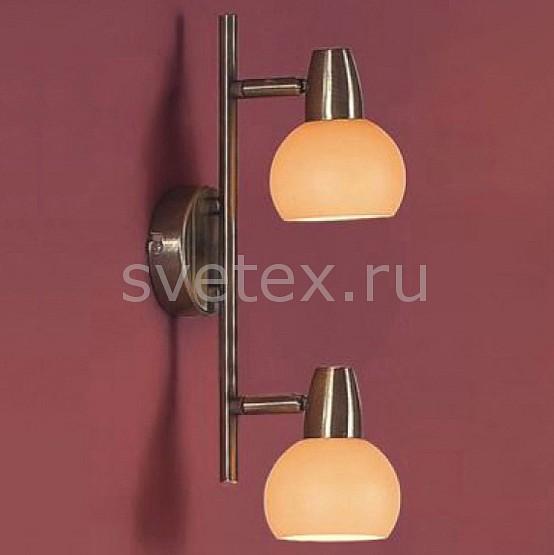 Спот CitiluxСпоты<br>Артикул - CL516523,Бренд - Citilux (Дания),Коллекция - Бонго,Гарантия, месяцы - 24,Время изготовления, дней - 1,Длина, мм - 360,Выступ, мм - 160,Размер упаковки, мм - 340x190x110,Тип лампы - компактная люминесцентная [КЛЛ] ИЛИнакаливания ИЛИсветодиодная [LED],Общее кол-во ламп - 2,Напряжение питания лампы, В - 220,Максимальная мощность лампы, Вт - 60,Лампы в комплекте - отсутствуют,Цвет плафонов и подвесок - шампань,Тип поверхности плафонов - матовый,Материал плафонов и подвесок - стекло,Цвет арматуры - бронза,Тип поверхности арматуры - матовый,Материал арматуры - сталь,Количество плафонов - 2,Возможность подлючения диммера - можно, если установить лампу накаливания,Тип цоколя лампы - E14,Класс электробезопасности - I,Общая мощность, Вт - 120,Степень пылевлагозащиты, IP - 20,Диапазон рабочих температур - комнатная температура,Дополнительные параметры - поворотный светильник<br>