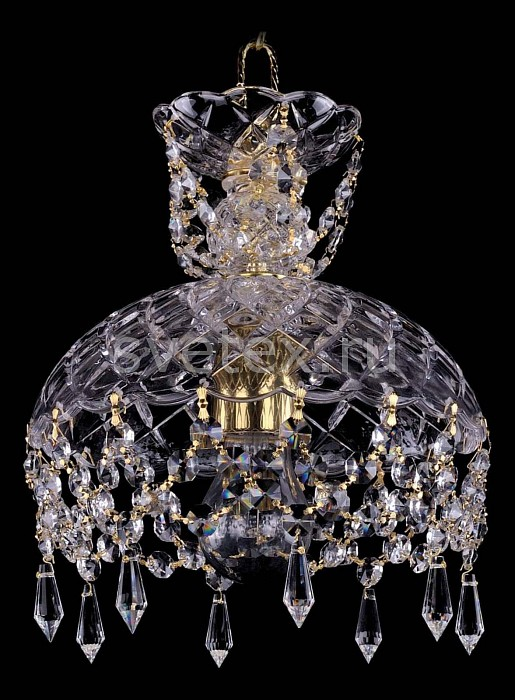 Фото Подвесной светильник Bohemia Ivele Crystal 7711 7711/22/G/Drops