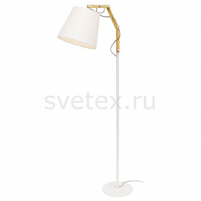 Фото Торшер Arte Lamp Pinocchio A5700PN-1WH