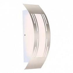 Накладной светильник GloboС 1 плафоном<br>Артикул - GB_320940,Бренд - Globo (Австрия),Коллекция - Cornus,Гарантия, месяцы - 24,Тип лампы - компактная люминесцентная [КЛЛ] ИЛИсветодиодная [LED],Общее кол-во ламп - 1,Напряжение питания лампы, В - 230,Максимальная мощность лампы, Вт - 20,Лампы в комплекте - отсутствуют,Цвет плафонов и подвесок - белый, сталь,Тип поверхности плафонов - глянцевый, матовый,Материал плафонов и подвесок - нержавеющая сталь, полимер,Цвет арматуры - сталь,Тип поверхности арматуры - глянцевый,Материал арматуры - нержавеющая сталь,Тип цоколя лампы - E27,Класс электробезопасности - I,Степень пылевлагозащиты, IP - 44,Диапазон рабочих температур - от -40^C до +40^C,Дополнительные параметры - светильник предназначен для использования со скрытой проводкой<br>