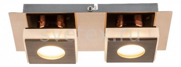 Накладной светильник GloboСветодиодные<br>Артикул - GB_49403-2,Бренд - Globo (Австрия),Коллекция - Cayman I,Гарантия, месяцы - 24,Длина, мм - 230,Ширина, мм - 115,Выступ, мм - 60,Тип лампы - светодиодная [LED],Общее кол-во ламп - 2,Напряжение питания лампы, В - 220,Максимальная мощность лампы, Вт - 5,Цвет лампы - белый теплый,Лампы в комплекте - светодиодные [LED],Цвет плафонов и подвесок - белый, бронза,Тип поверхности плафонов - матовый,Материал плафонов и подвесок - полимер,Цвет арматуры - хром,Тип поверхности арматуры - глянцевый,Материал арматуры - металл,Количество плафонов - 2,Возможность подлючения диммера - нельзя,Цветовая температура, K - 3000 K,Световой поток, лм - 470,Экономичнее лампы накаливания - В 4, 7 раза,Светоотдача, лм/Вт - 47,Класс электробезопасности - I,Общая мощность, Вт - 10,Степень пылевлагозащиты, IP - 20,Диапазон рабочих температур - комнатная температура,Дополнительные параметры - способ крепления светильника к стене и к потолку - на монтажной пластине<br>