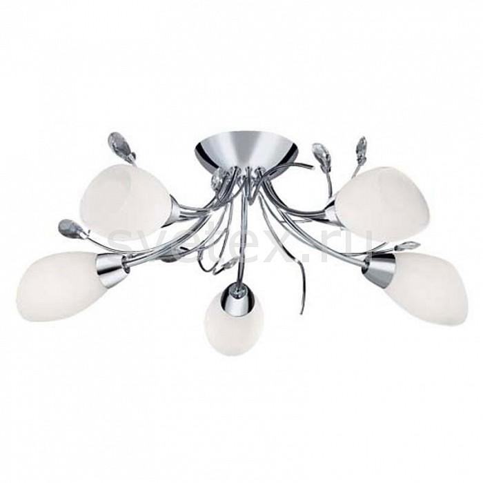 Потолочная люстра Arte LampЛюстры<br>Артикул - AR_A2766PL-5CC,Бренд - Arte Lamp (Италия),Коллекция - Gardenia,Гарантия, месяцы - 24,Время изготовления, дней - 1,Высота, мм - 200,Диаметр, мм - 600,Тип лампы - компактная люминесцентная [КЛЛ] ИЛИнакаливания ИЛИсветодиодная [LED],Общее кол-во ламп - 5,Напряжение питания лампы, В - 220,Максимальная мощность лампы, Вт - 40,Лампы в комплекте - отсутствуют,Цвет плафонов и подвесок - белый, неокрашенный,Тип поверхности плафонов - матовый,Материал плафонов и подвесок - стекло, хрусталь,Цвет арматуры - хром,Тип поверхности арматуры - глянцевый,Материал арматуры - металл,Количество плафонов - 5,Возможность подлючения диммера - можно, если установить лампу накаливания,Тип цоколя лампы - E14,Класс электробезопасности - I,Общая мощность, Вт - 200,Степень пылевлагозащиты, IP - 20,Диапазон рабочих температур - комнатная температура,Дополнительные параметры - способ крепления светильника к потолку — на монтажной пластине<br>