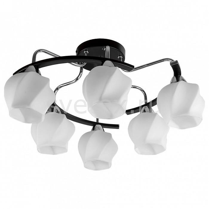 Потолочная люстра TopLightЛюстры<br>Артикул - TPL_TL2750X-06WC,Бренд - TopLight (Россия),Коллекция - Milana,Гарантия, месяцы - 24,Высота, мм - 285,Диаметр, мм - 600,Тип лампы - компактная люминесцентная [КЛЛ] ИЛИнакаливания ИЛИсветодиодная [LED],Общее кол-во ламп - 6,Напряжение питания лампы, В - 220,Максимальная мощность лампы, Вт - 40,Лампы в комплекте - отсутствуют,Цвет плафонов и подвесок - белый,Тип поверхности плафонов - матовый, рельефный,Материал плафонов и подвесок - стекло,Цвет арматуры - венге, хром,Тип поверхности арматуры - глянцевый, матовый,Материал арматуры - металл,Количество плафонов - 6,Возможность подлючения диммера - можно, если установить лампу накаливания,Тип цоколя лампы - E14,Класс электробезопасности - I,Общая мощность, Вт - 240,Степень пылевлагозащиты, IP - 20,Диапазон рабочих температур - комнатная температура,Дополнительные параметры - способ крепления светильника к потолку - на монтажной пластине<br>