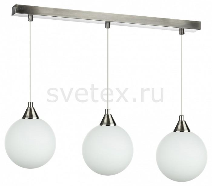 Подвесной светильник 33 идеиДля кухни<br>Артикул - ZZ_PND.102.03.01.NI-S.01.WH_3,Бренд - 33 идеи (Россия),Коллекция - NI_S.01.WH,Длина, мм - 710,Ширина, мм - 150,Высота, мм - 900,Размер упаковки, мм - 560x80x60, 3*160x160x160,Тип лампы - компактная люминесцентная [КЛЛ] ИЛИнакаливания ИЛИсветодиодная [LED],Общее кол-во ламп - 3,Напряжение питания лампы, В - 220,Максимальная мощность лампы, Вт - 60,Лампы в комплекте - отсутствуют,Цвет плафонов и подвесок - белый,Тип поверхности плафонов - матовый,Материал плафонов и подвесок - стекло,Цвет арматуры - никель,Тип поверхности арматуры - матовый,Материал арматуры - металл,Количество плафонов - 3,Возможность подлючения диммера - можно, если установить лампу накаливания,Тип цоколя лампы - E14,Класс электробезопасности - I,Общая мощность, Вт - 180,Степень пылевлагозащиты, IP - 20,Диапазон рабочих температур - комнатная температура,Дополнительные параметры - основания светильника 560x55 мм, диаметр плафона 150 мм, способ крепления светильника к потолку – на монтажной пластине<br>